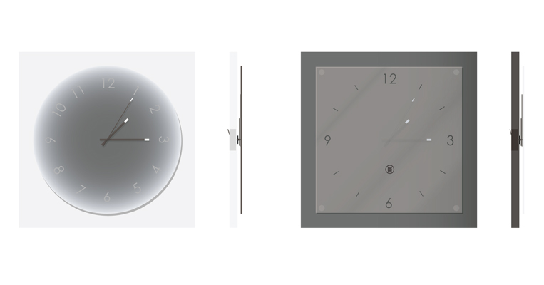 wall clock ideation